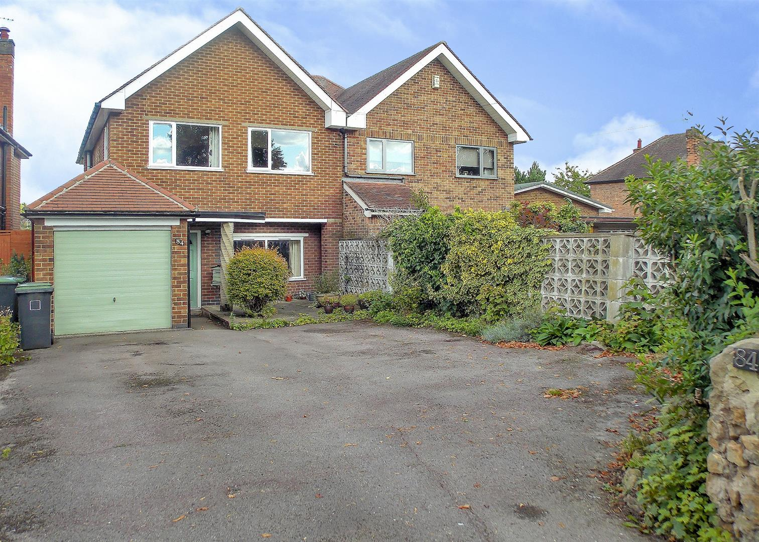 4 Bedrooms Semi Detached House for sale in Stapleford Lane, Toton